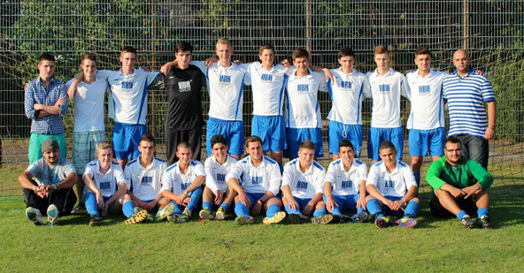 Sponsoring of the 1. A-Jugend youth team SV Hemelingen in Bremen