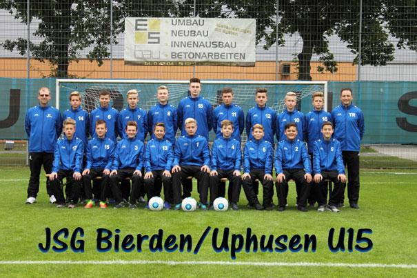 JSG Bierden / Uphusen U15